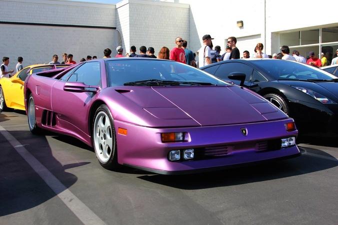 September 2014 Supercar Show By Lamborghini Newport Beach Carninja